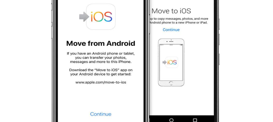 Come Passare Da Android A Iphone Spider Blog